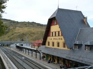Ruta ST88 Estació de La Molina