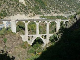 Ruta ST90 Pont del tren Groc