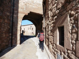 Rajadell nucli antic