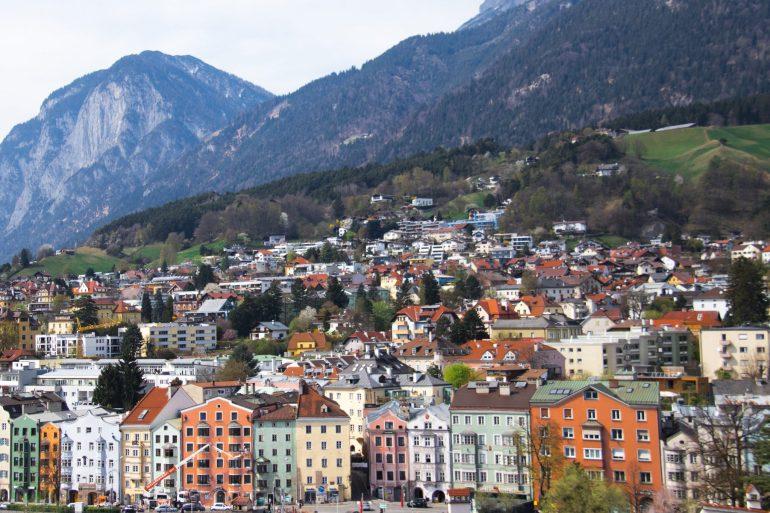 View of Innsbruck
