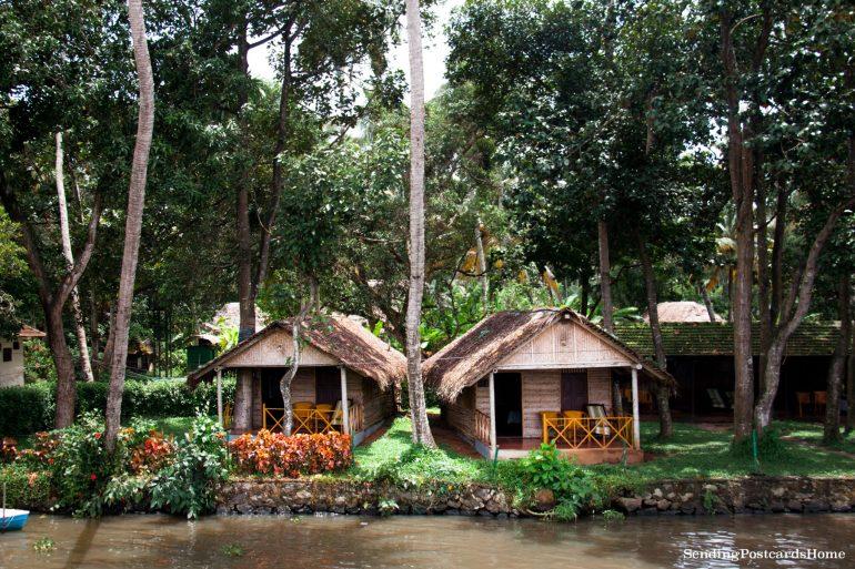 Kerala houseboat Alleppey, Kerala, India - Sending Postcards Home 3