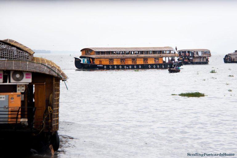 Kerala houseboat Alleppey, Kerala, India - Sending Postcards Home 4