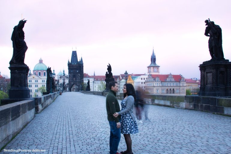Charles Bridge Prague 3