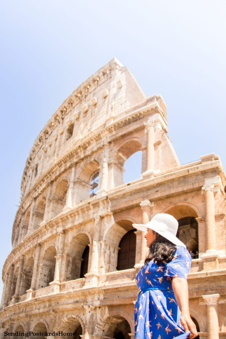 things to do in Rome Colosseum Rome Italy