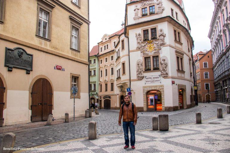 Streets of Prague 1