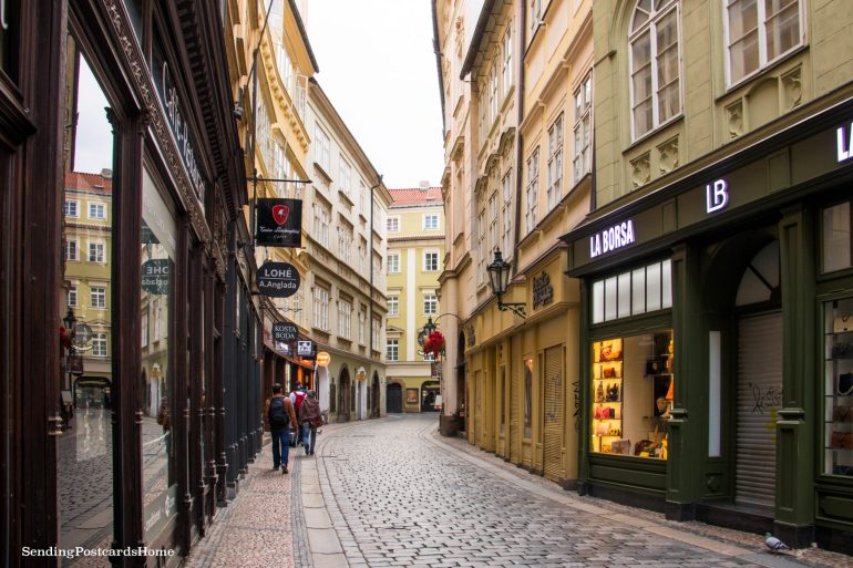 Streets of Prague 3
