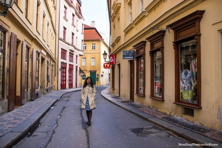 Streets of Prague 4