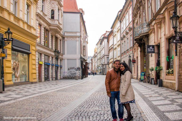 Streets of Prague 6