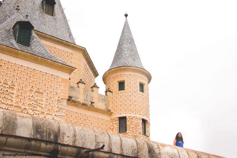 Day trip from Madrid to Segovia, a medieval city, Madrid, Spain - Alcázar of Segovia - Castle 10