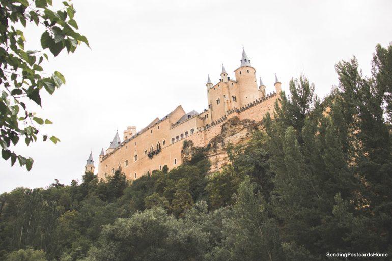 Day trip from Madrid to Segovia, a medieval city, Madrid, Spain - Alcázar of Segovia - Castle 14