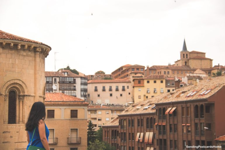 Day trip from Madrid to Segovia, a medieval city, Madrid, Spain