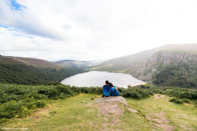 Road trip from Dublin to Wicklow Mountains - Wicklow, Dublin, Ireland - Sally Gap 1