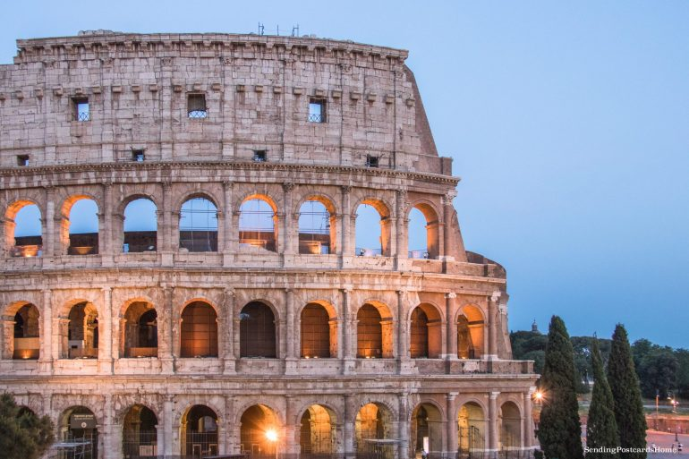 things to do in Rome Colosseum, Rome, Italy - Travel Blog 12