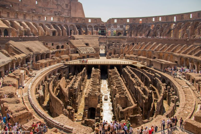 things to do in Rome Colosseum, Rome, Italy - Travel Blog 4