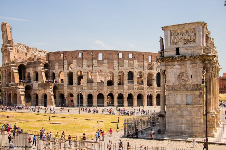 things to do in Rome Colosseum, Rome, Italy - Travel Blog 8
