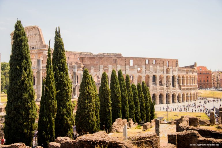 things to do in Rome Colosseum, Rome, Italy - Travel Blog 9