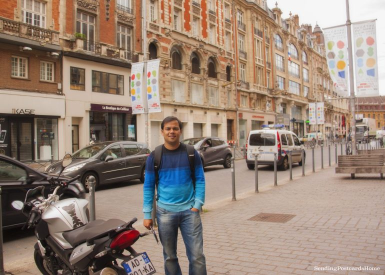 Lille, France - Street View 1