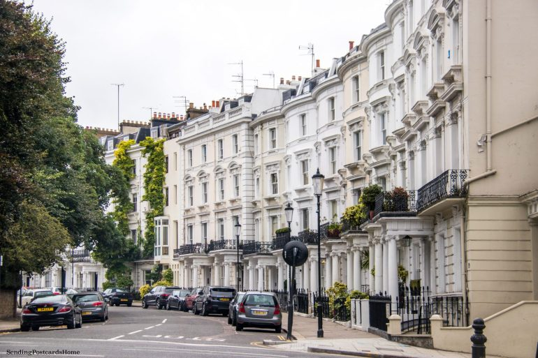 Notting Hill, London, United Kingdom - Explore London in 4 days