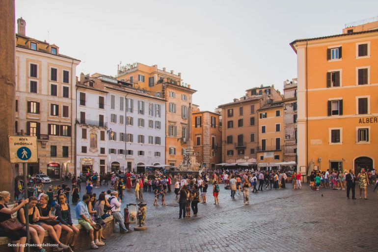 things to do in Rome Streets of Rome, Italy - Travel Blog 3