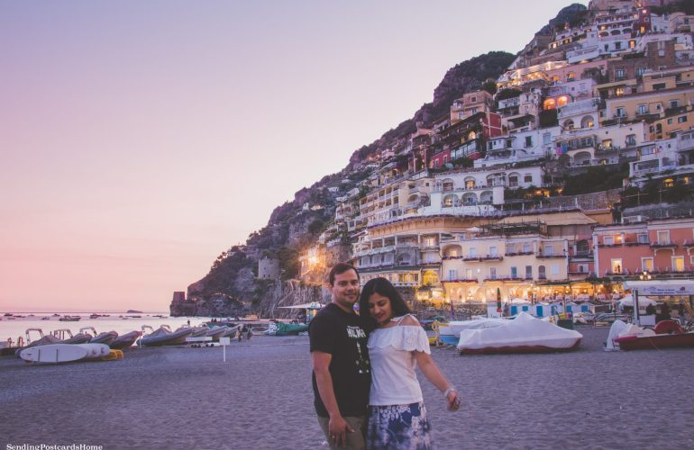 2 days in Positano
