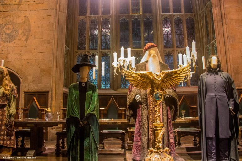 Warner Bro Studio, Harry Potter, London, United Kingdom - Explore London in 4 days