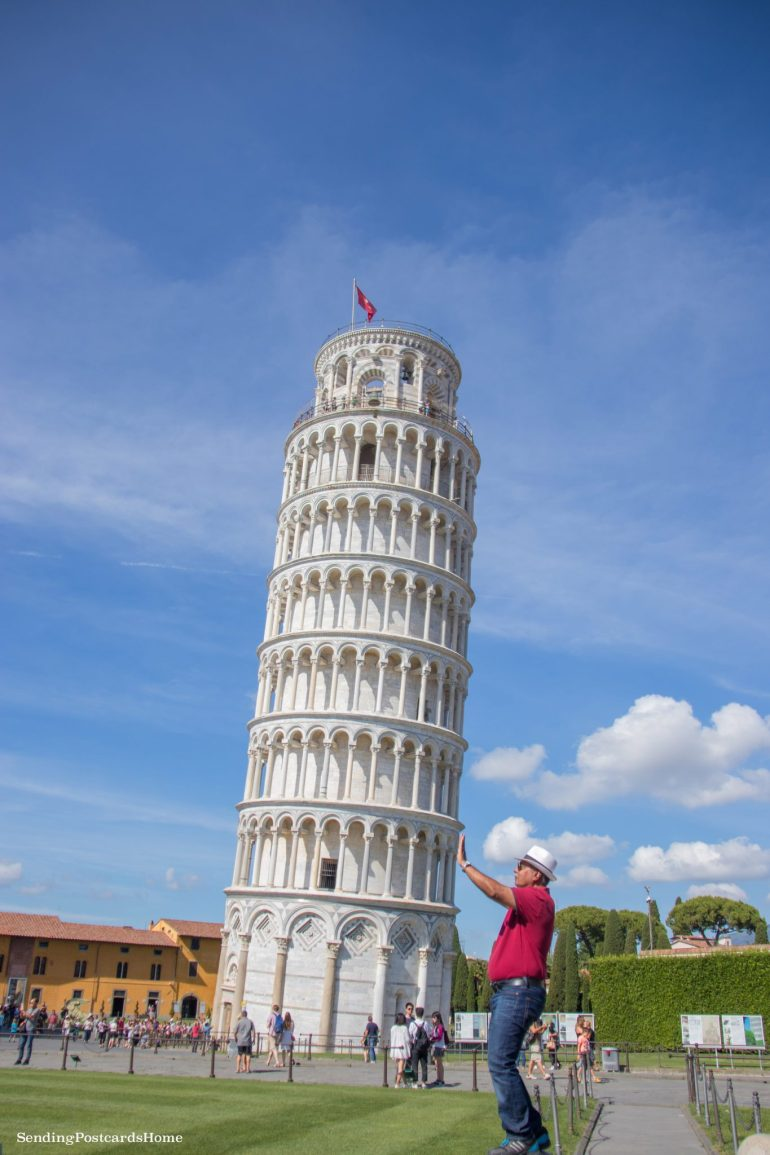 A day trip to Pisa, Leaning tower of Pisa, Italy - Travel Blog 1