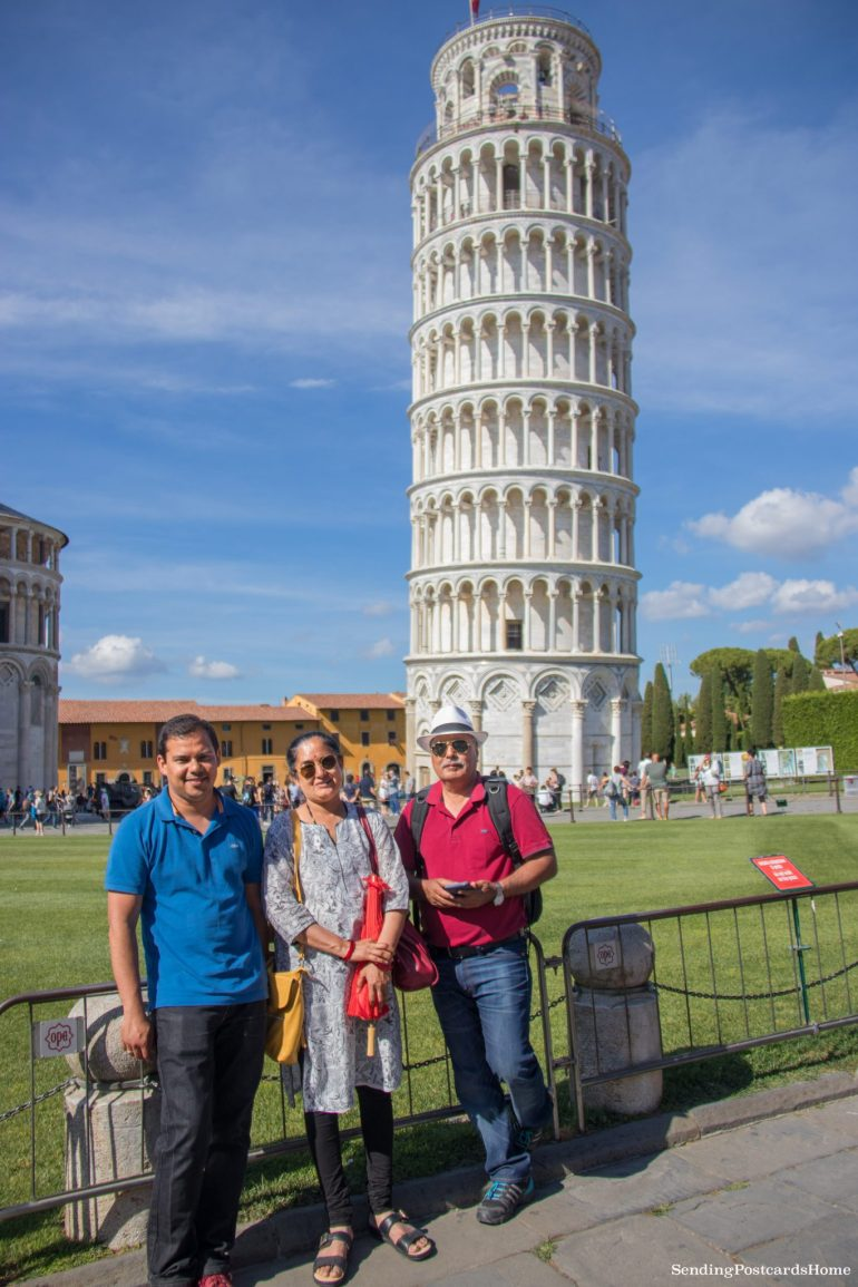 A day trip to Pisa, Leaning tower of Pisa, Italy - Travel Blog 3