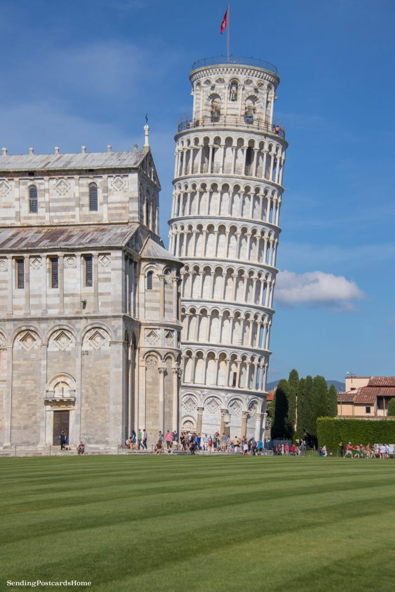 A day trip to Pisa, Leaning tower of Pisa, Italy - Travel Blog 5