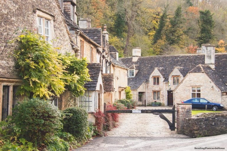 Travel Guide to Castle Combe, Cotswold, UK - Travel Blog 10