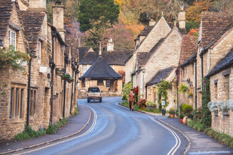 Travel Guide to Castle Combe, Cotswold, UK - Travel Blog 8