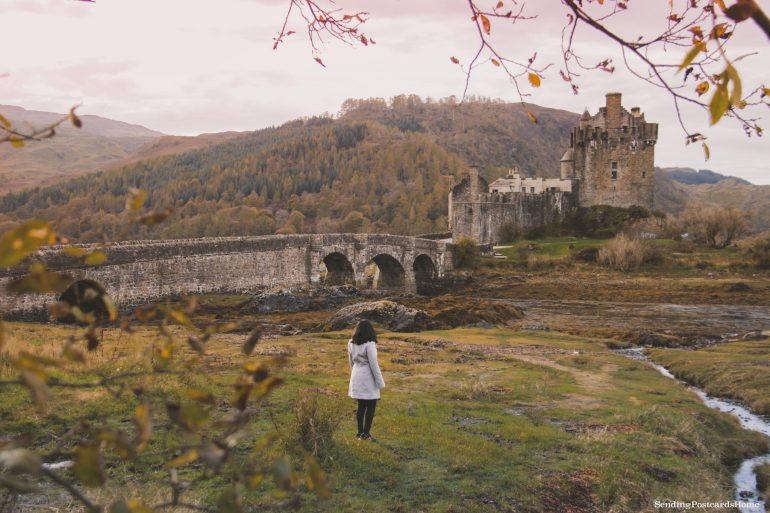 Ultimate road trip in Scotland Highlands - Eilean Donan Castle, Road Trip, Scottish Highlands, Scotland - Travel Blog 2