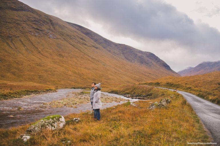 Ultimate road trip in Scotland Highlands - James Bond, Skyfall, Glen Etive, Road Trip, Scottish Highlands, Scotland - Travel Blog 5