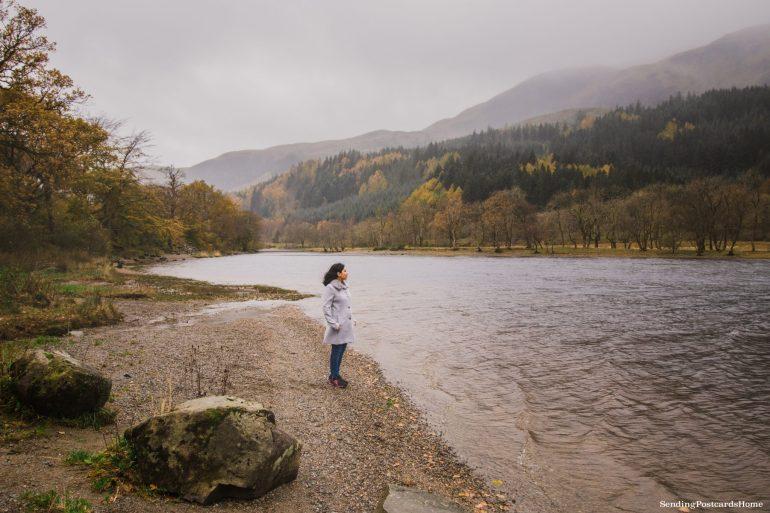 Ultimate road trip in Scotland Highlands - Loch Lomond, Scottish Highlands, Scotland - Travel Blog 1
