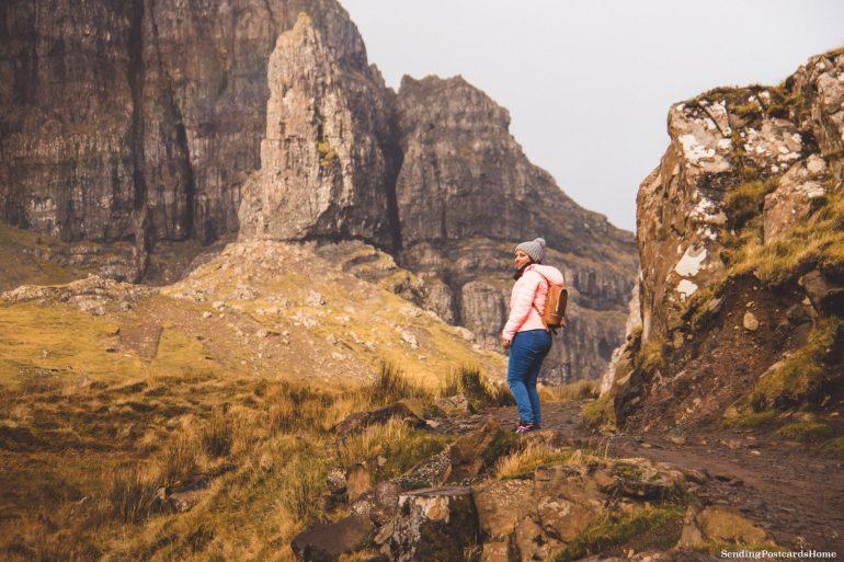 Ultimate road trip in Scotland Highlands - Old Man of Storr, Isle of Skye, Scottish Highlands, Scotland - Travel Blog 1