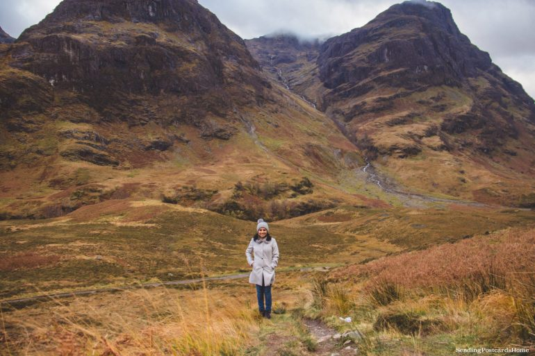 Ultimate road trip in Scotland Highlands - Three Sisters, Glen Coe, Road Trip, Scottish Highlands, Scotland - Travel Blog 5