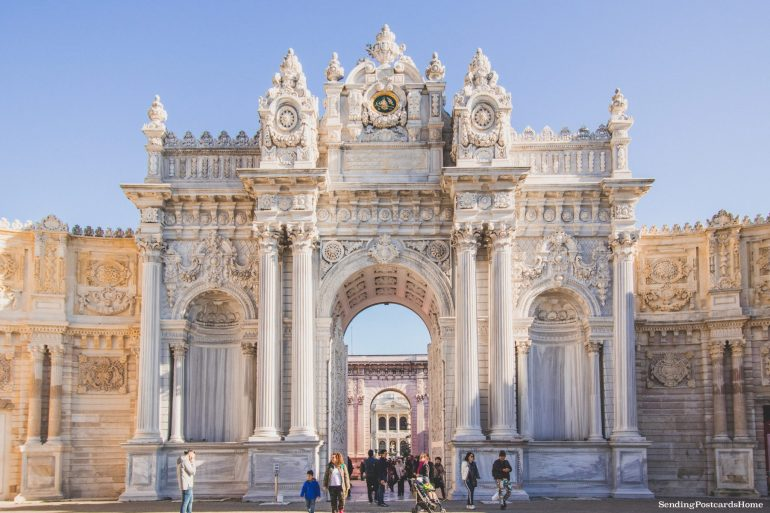 15 amazing things to do in Istanbul - Dolmabahçe palace, Istanbul, Turkey - 1