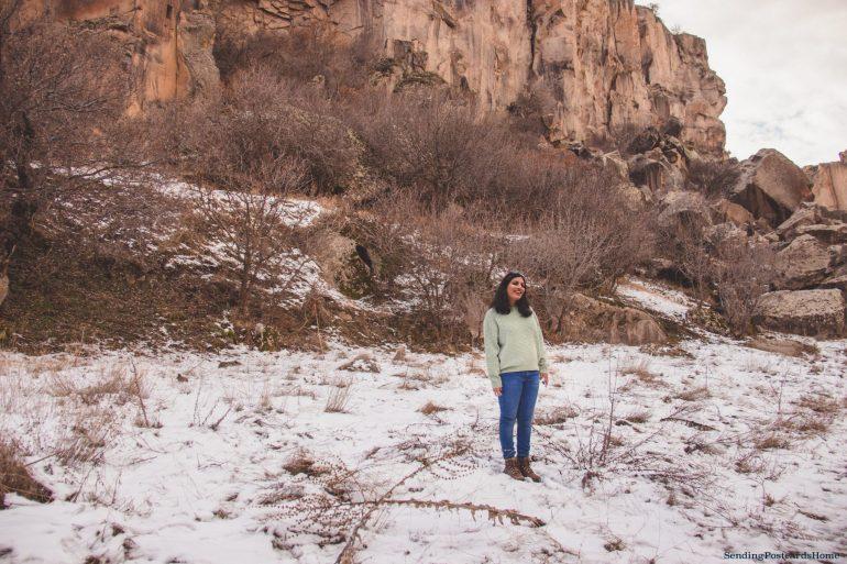 Planning a trip to Cappadocia in winter & Things to do - Ihlara Valley, Cappadocia, Turkey