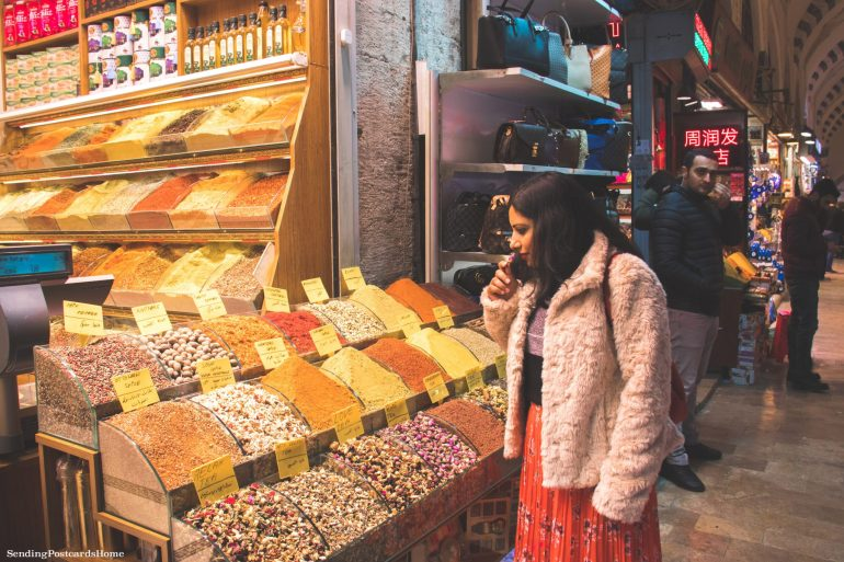 15 amazing things to do in Istanbul - Spice Bazar, Istanbul, Turkey - 1