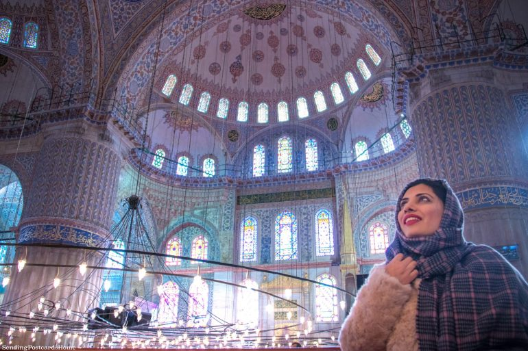 15 amazing things to do in Istanbul - Sultanahmet Mosque, Blue Mosque, Istanbul, Turkey - 4