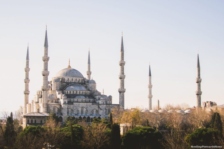 15 amazing things to do in Istanbul - Sultanahmet Mosque, Blue Mosque, Istanbul, Turkey - 6