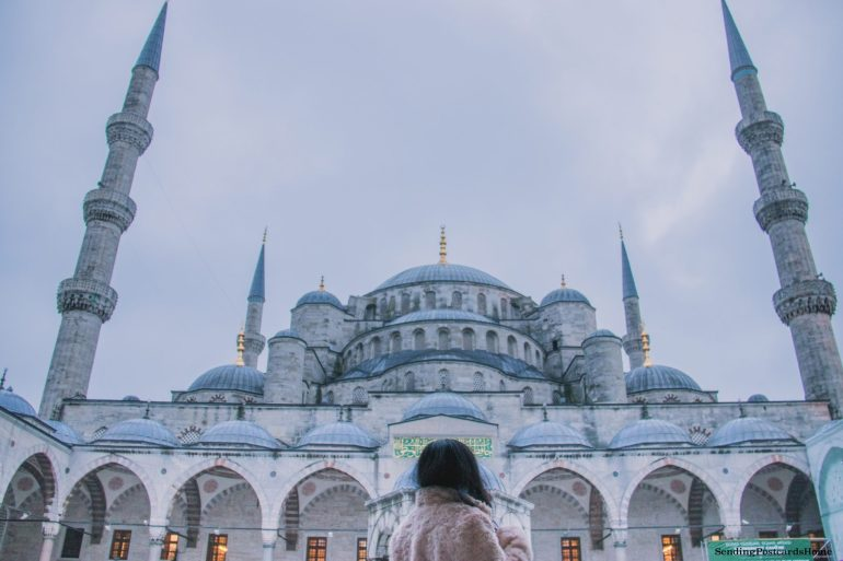 15 amazing things to do in Istanbul - Sultanahmet Mosque, Blue Mosque, Istanbul, Turkey - 9