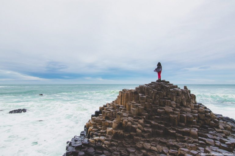 The Drive to Giants Causeway and Beyond; Northern Ireland 1
