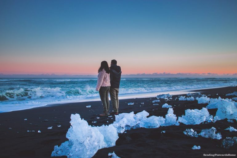 5 Tips on Planning a Trip to Iceland - Diamond beach, Iceland