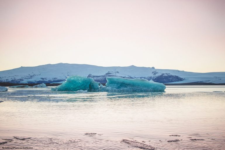 5 Tips on Planning a Trip to Iceland - Jökulsárlón glacier lagoon, Iceland
