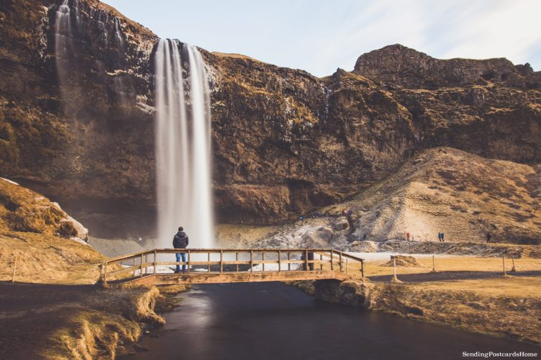 Itinerary for winter / spring road trip in Iceland - Seljalandsfoss