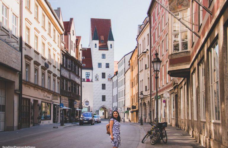 Solo Travel to Munich