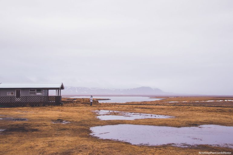Tradir Guesthouse, Snæfellsnes peninsula, Accommodation Guide for Self Drive Road Trip In Iceland