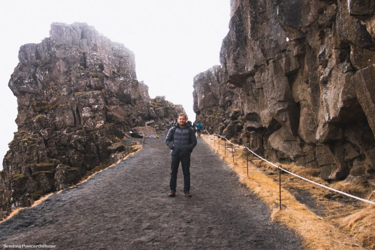 Itinerary for winter / spring road trip in Iceland - Þingvellir National Park