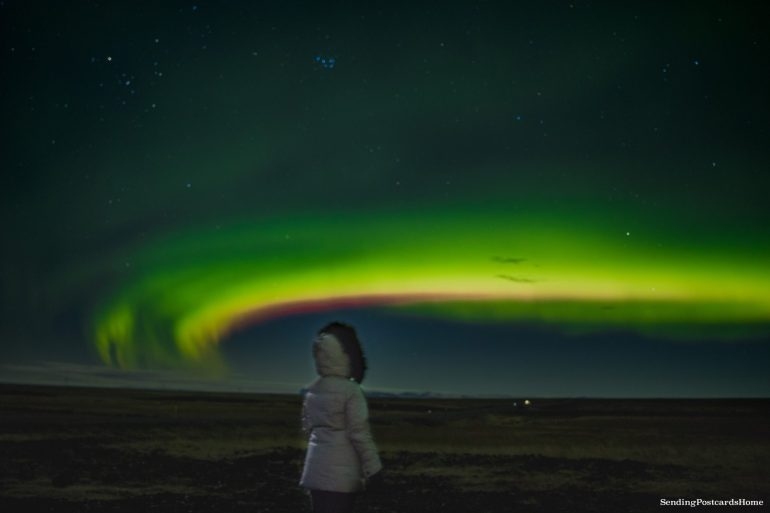 Northern Lights - Currency Exchange and Tips to Save Money in Iceland