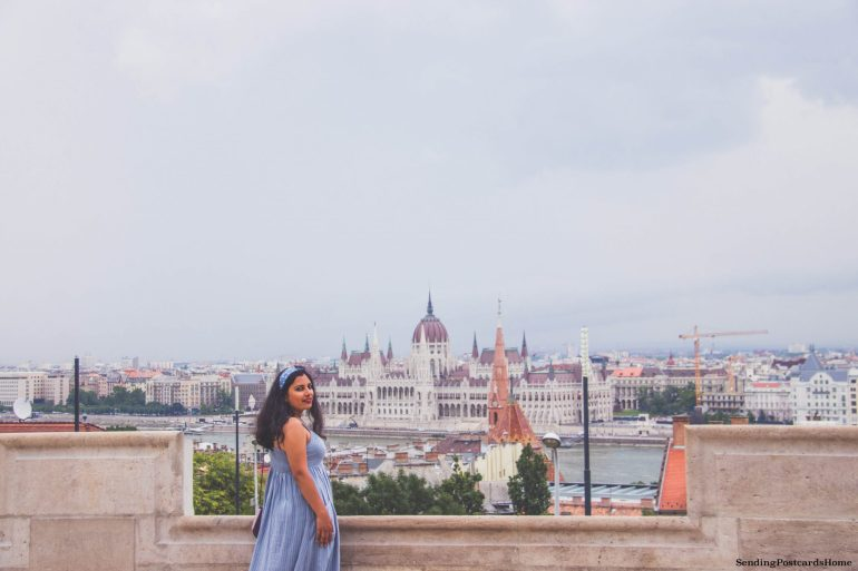 weekend getaway guide to Budapest - Fisherman bastion